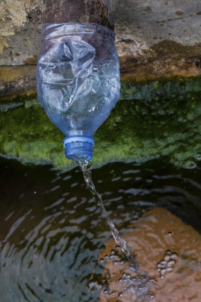 Características del agua mineral y de manantial   Eden Springs