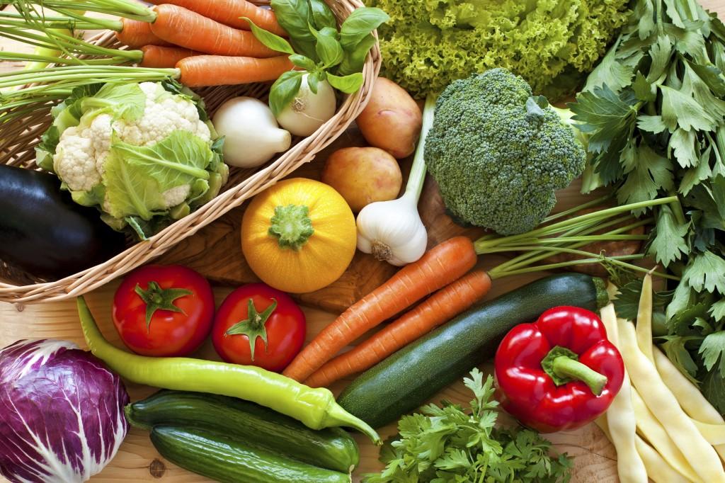 Recetas Sanas Y Rápidas Con Las Verduras Como Protagonistas