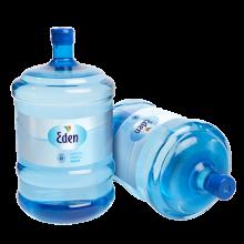 Garrafas de Agua Mineral de 19L Agua Eden