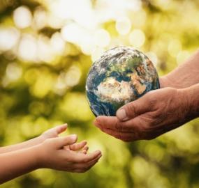 calentamiento global para niños