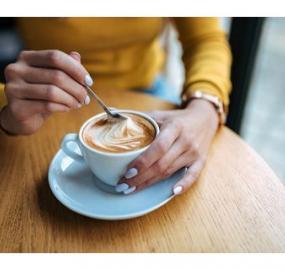 calorías café con leche