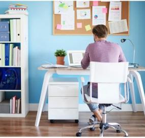 oficinas en espacios pequeños