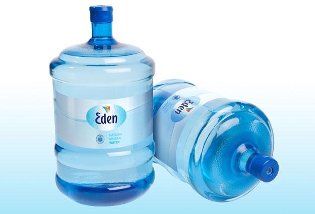 Agua con Certificados de Calidad
